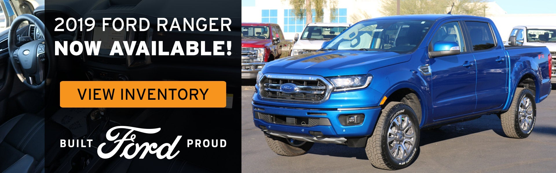 Come See The New Ford Ranger At Earnhardt In Chandler